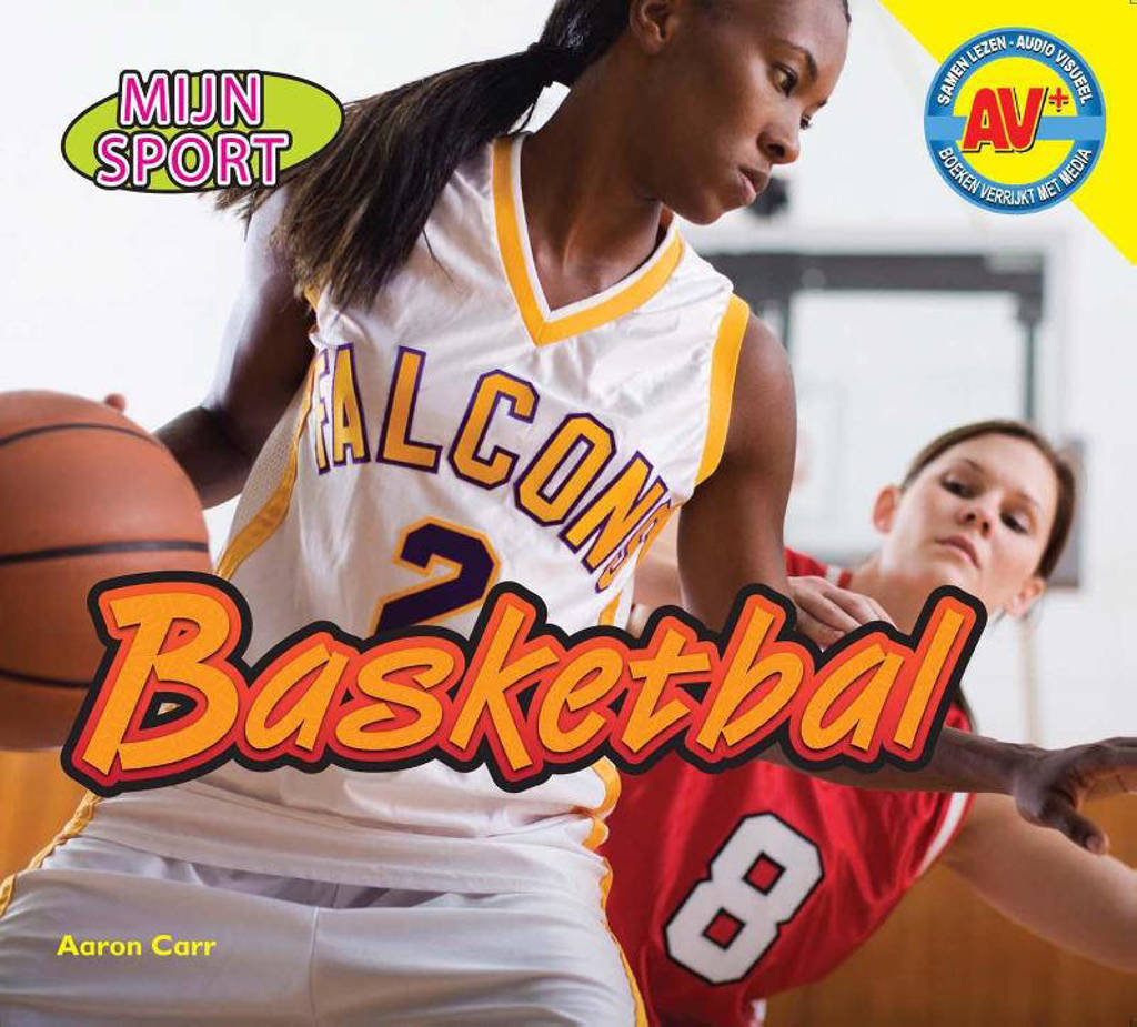 Mijn sport: Basketbal - Aaron Carr