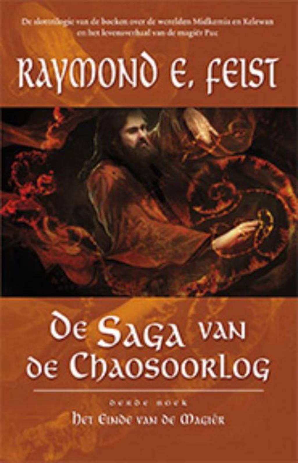De saga van de chaosoorlog: Het einde van de magiërs - Raymond. E. Feist
