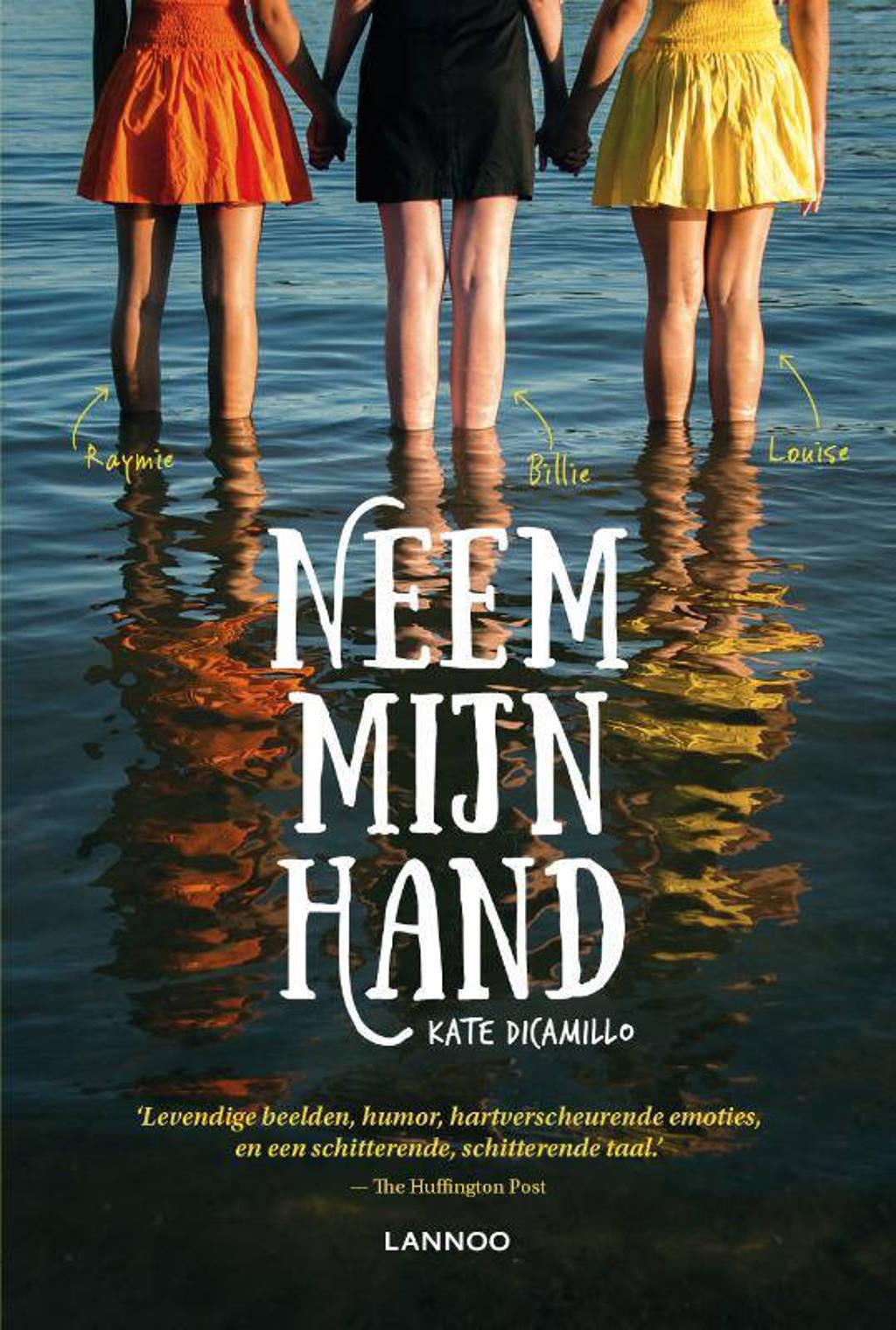 Neem mijn hand - Kate DiCamillo