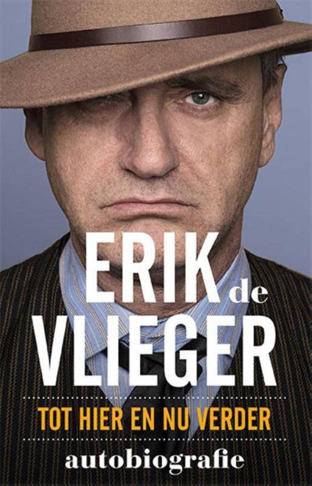 Erik de Vlieger Autobiografie - Erik de Vlieger