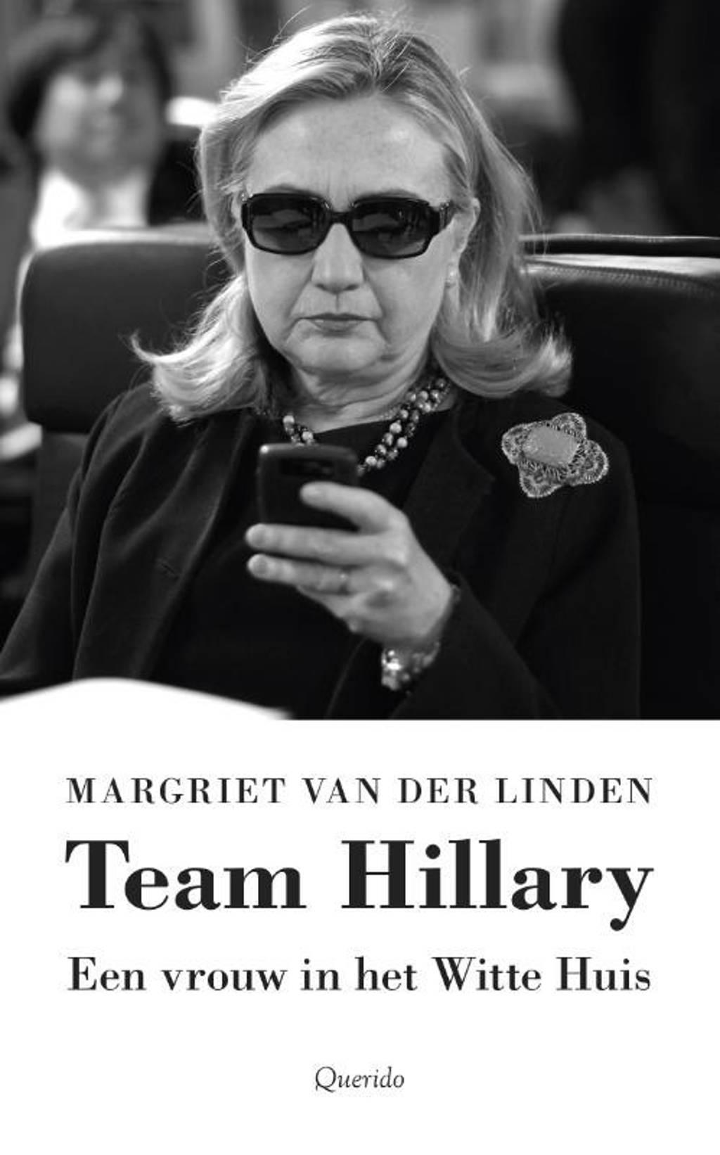 Team Hillary - Margriet van der Linden