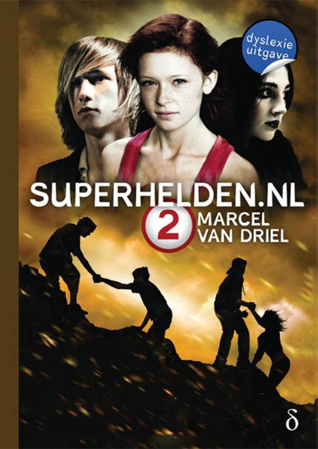 Superhelden.nl: Superhelden.nl 2 - Marcel van Driel