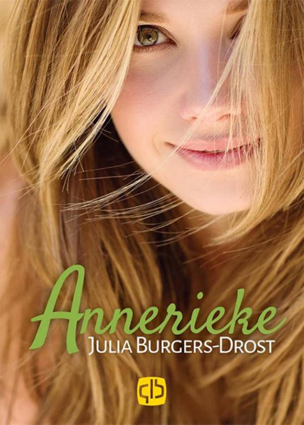 Spiegelserie: Annerieke - Julia Burgers-Drost