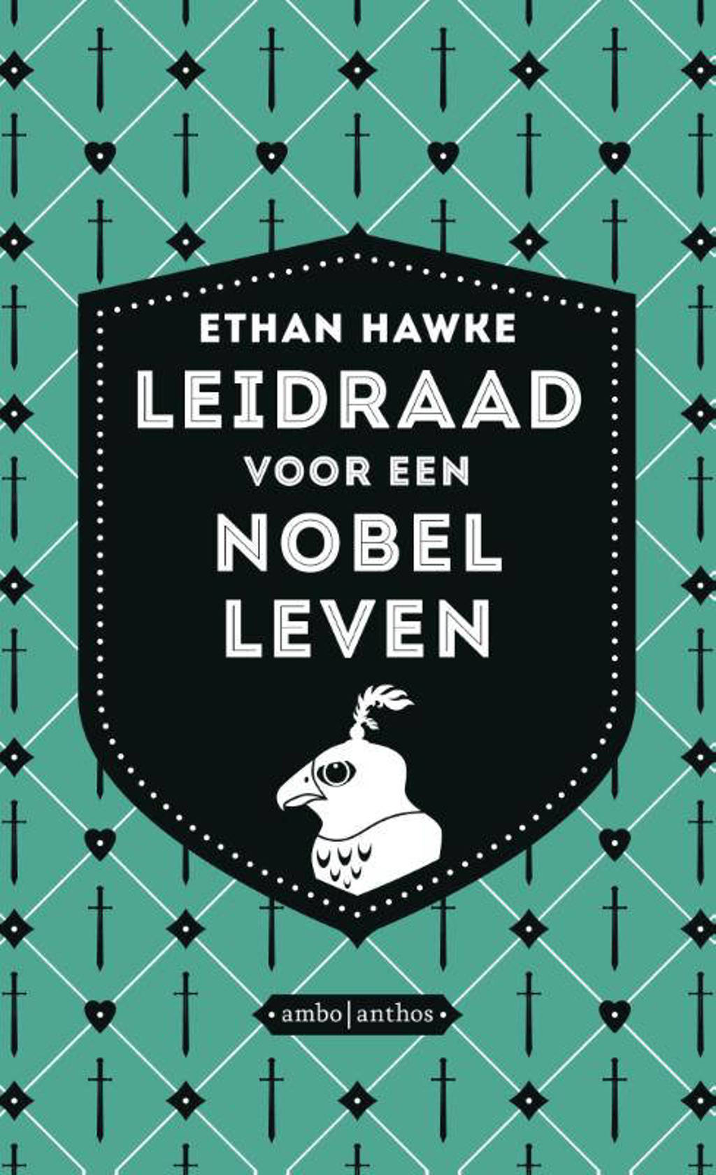 Leidraad voor een nobel leven - Display + 6 exx - Ethan Hawke