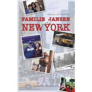 FamilieJansen goes New York - Ingeborg van 't Pad-Bosch