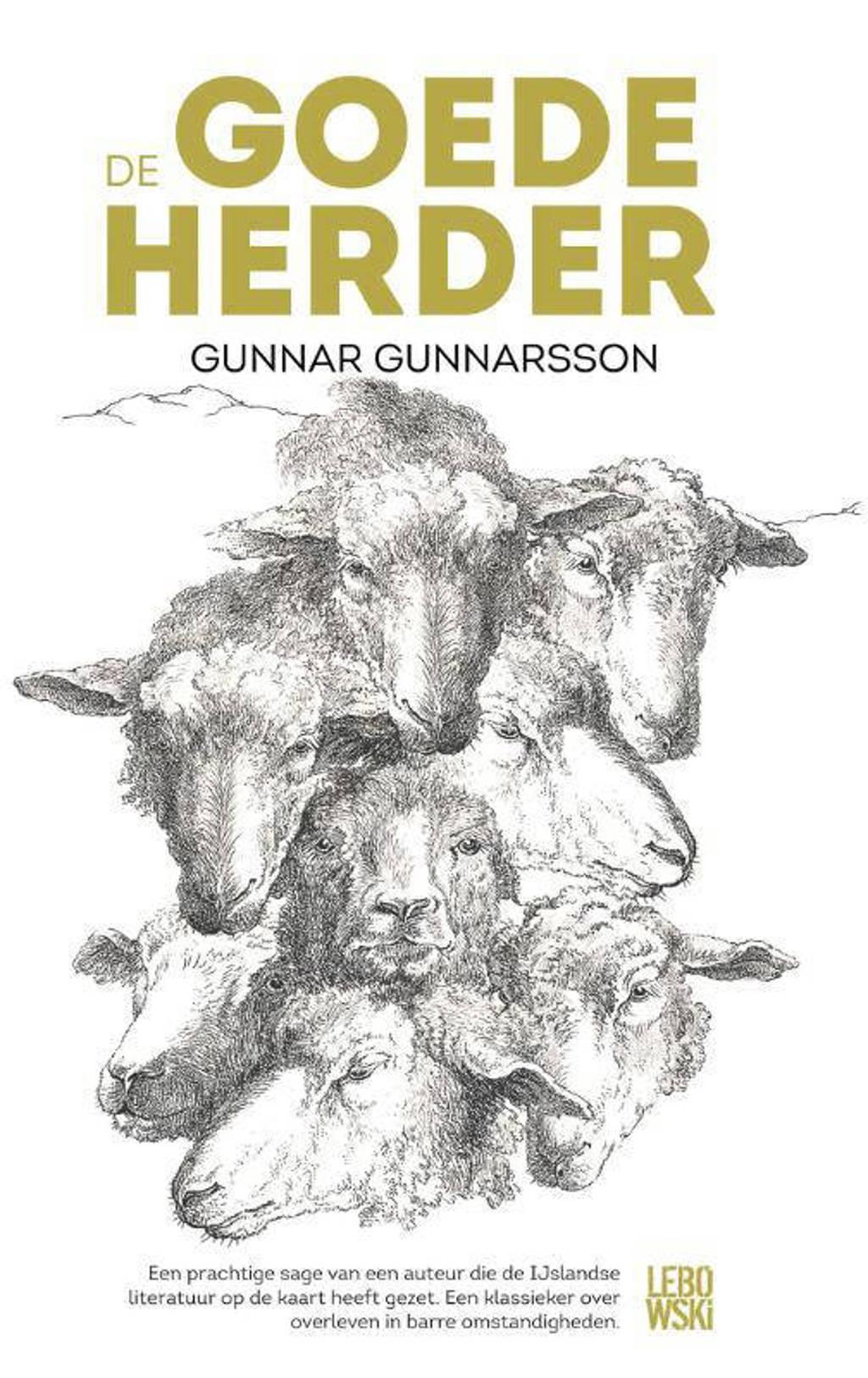 De goede herder - Gunnar Gunnarsson