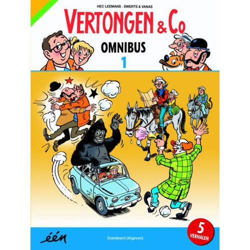 Vertongen & Co: Vertongen & Co omnibus 1 - Hec Leemans en Swerts & Vanas kopen