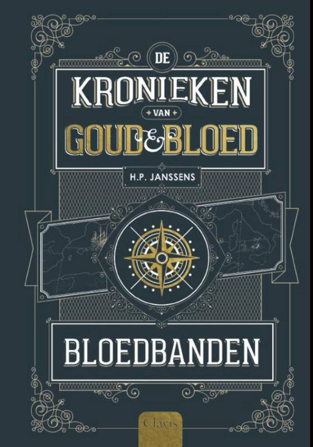 Kronieken van goud en bloed: Bloedbanden - H.P. Janssens