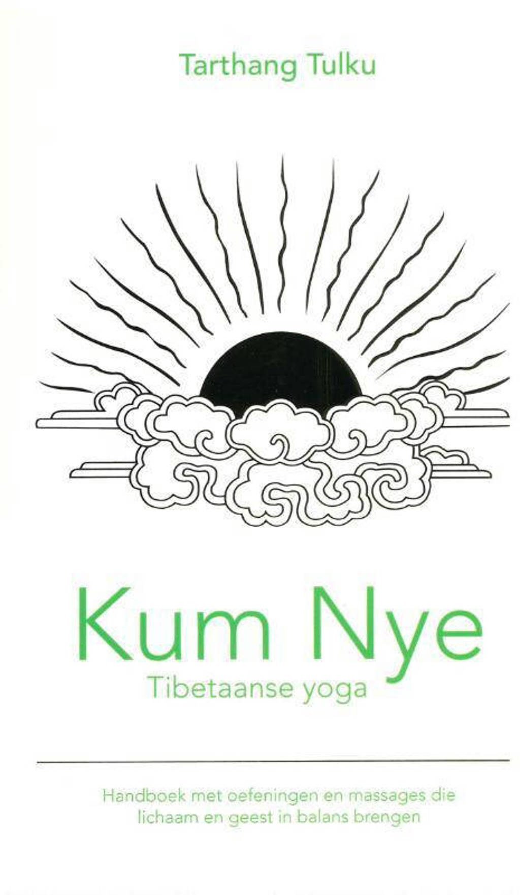 Kum Nye Tibetaanse yoga - Tarthang Tulku