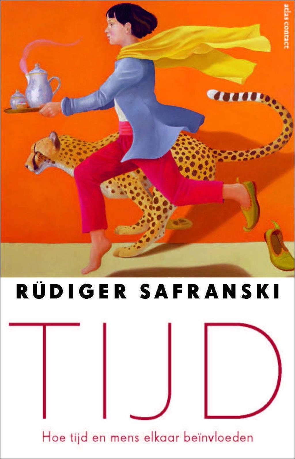 Tijd - Rüdiger Safranski