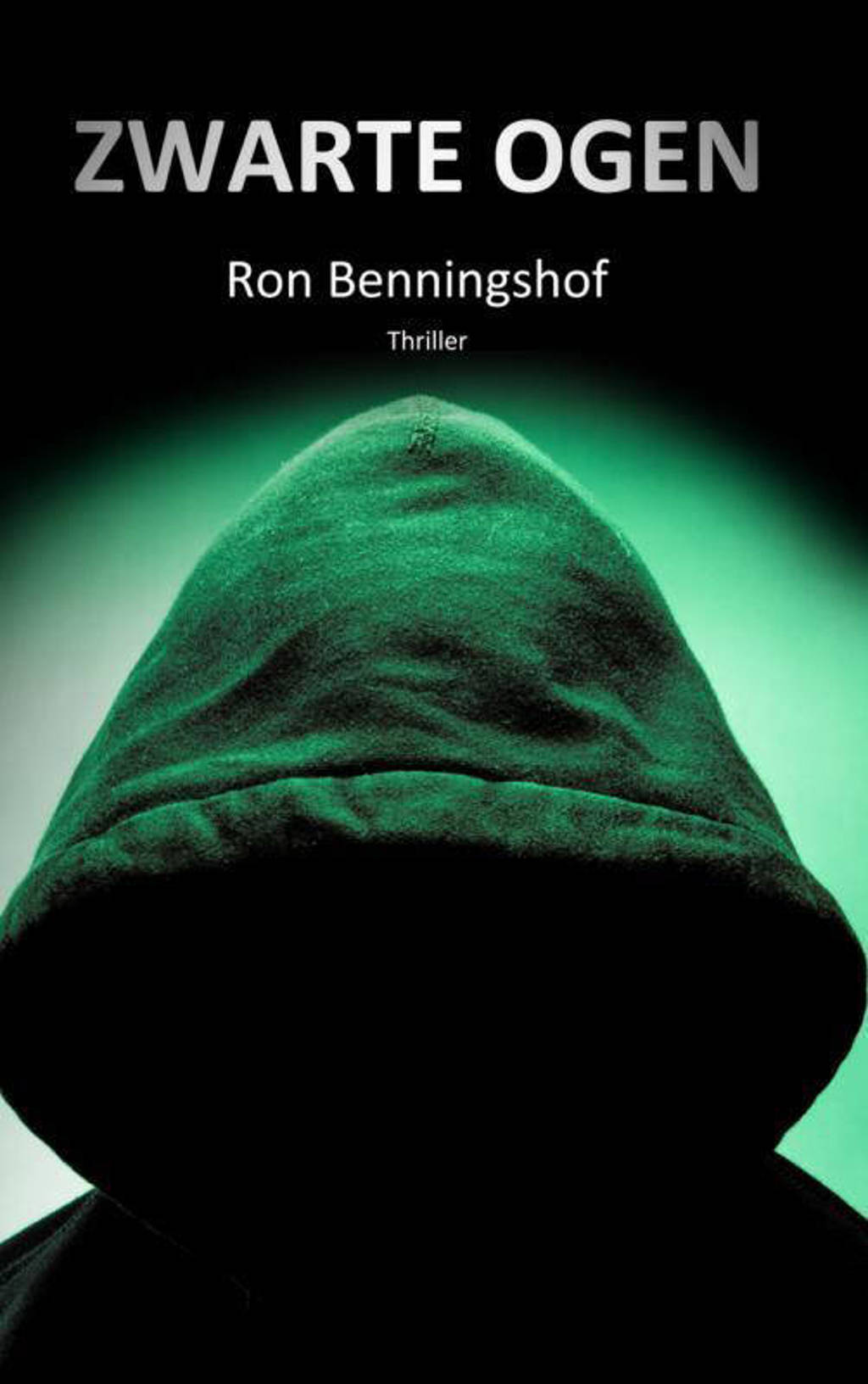 Zwarte ogen - Ron Benningshof