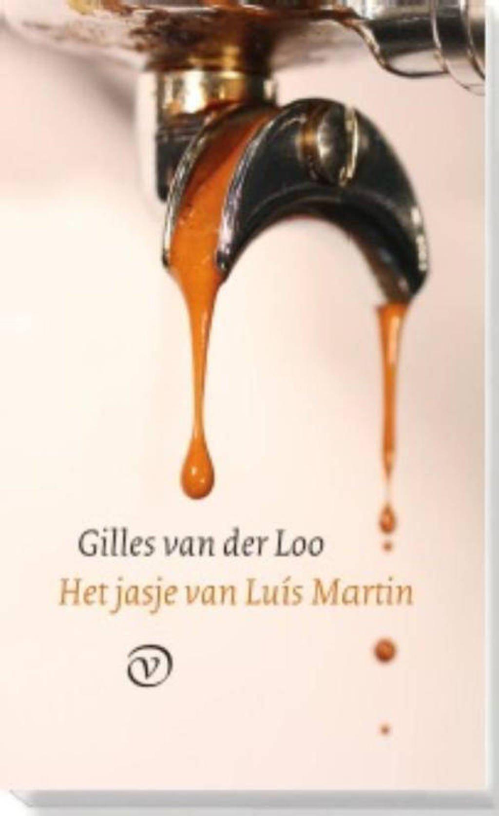 Het jasje van Luis Martin - Gilles van der Loo