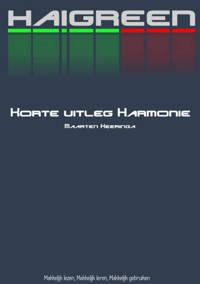Korte uitleg harmonie - Maarten Heeringa