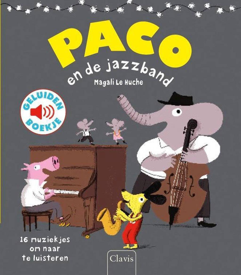Paco en de jazzband - Magali Le Huche
