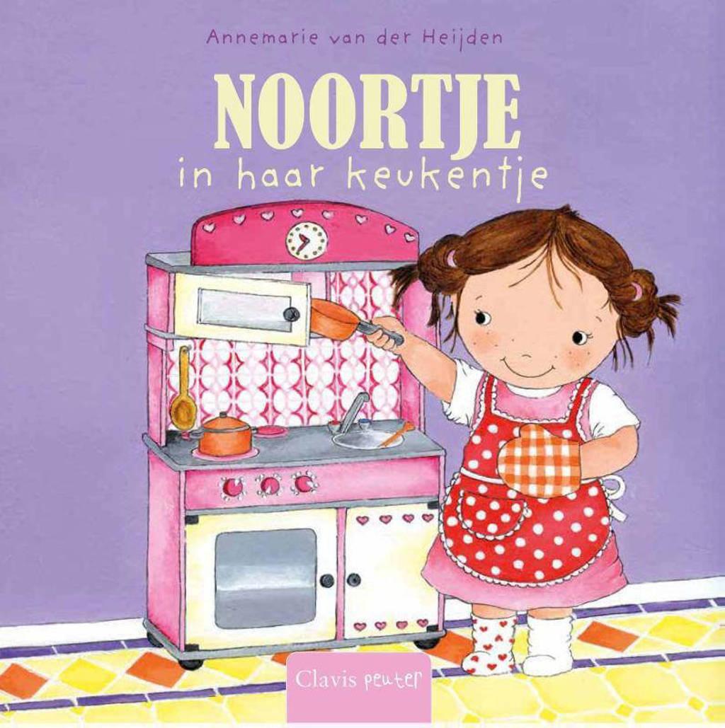 Noortje: Noortje in haar keukentje - Annemarie van der Heijden