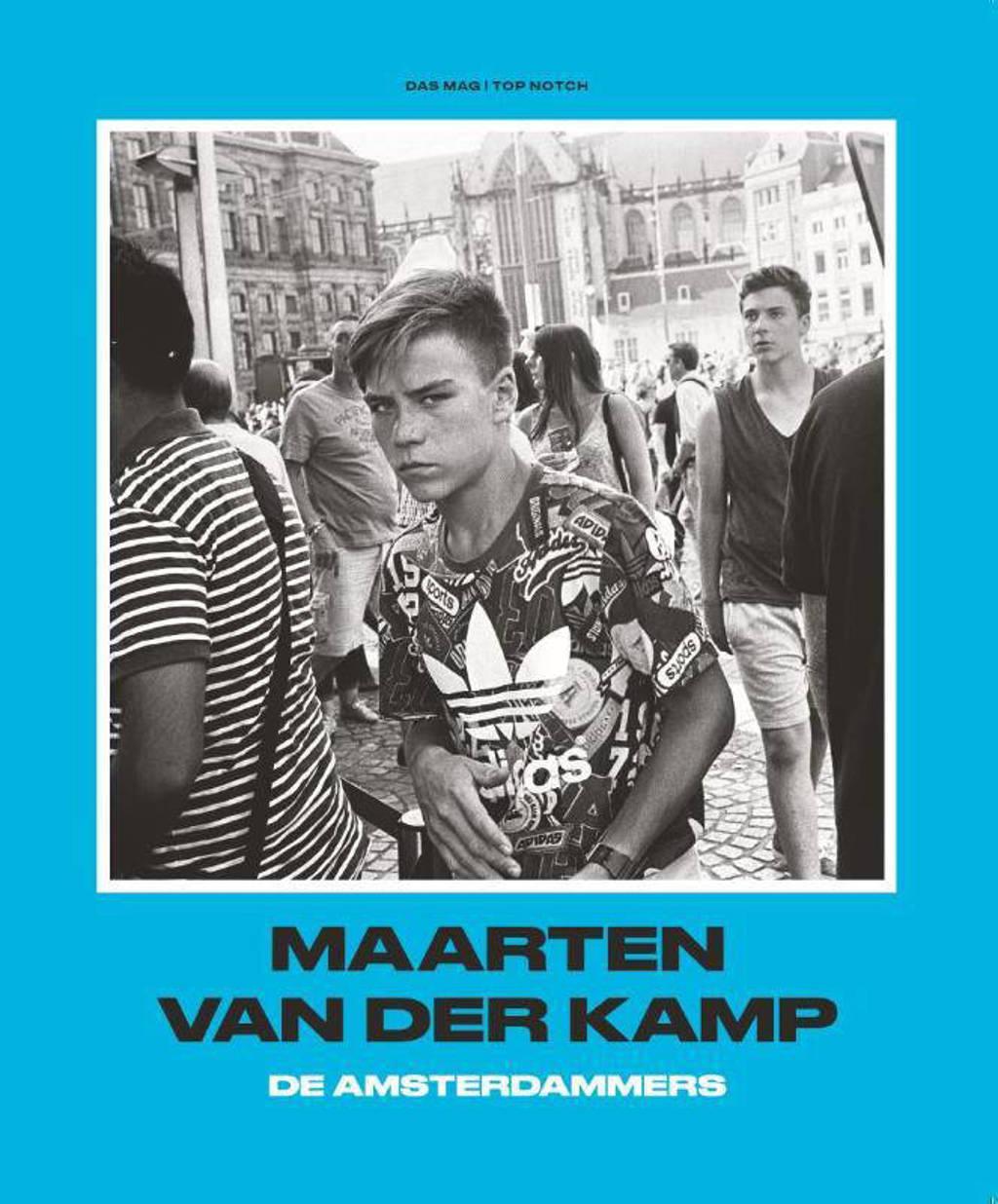 De Amsterdammers - Maarten van der Kamp