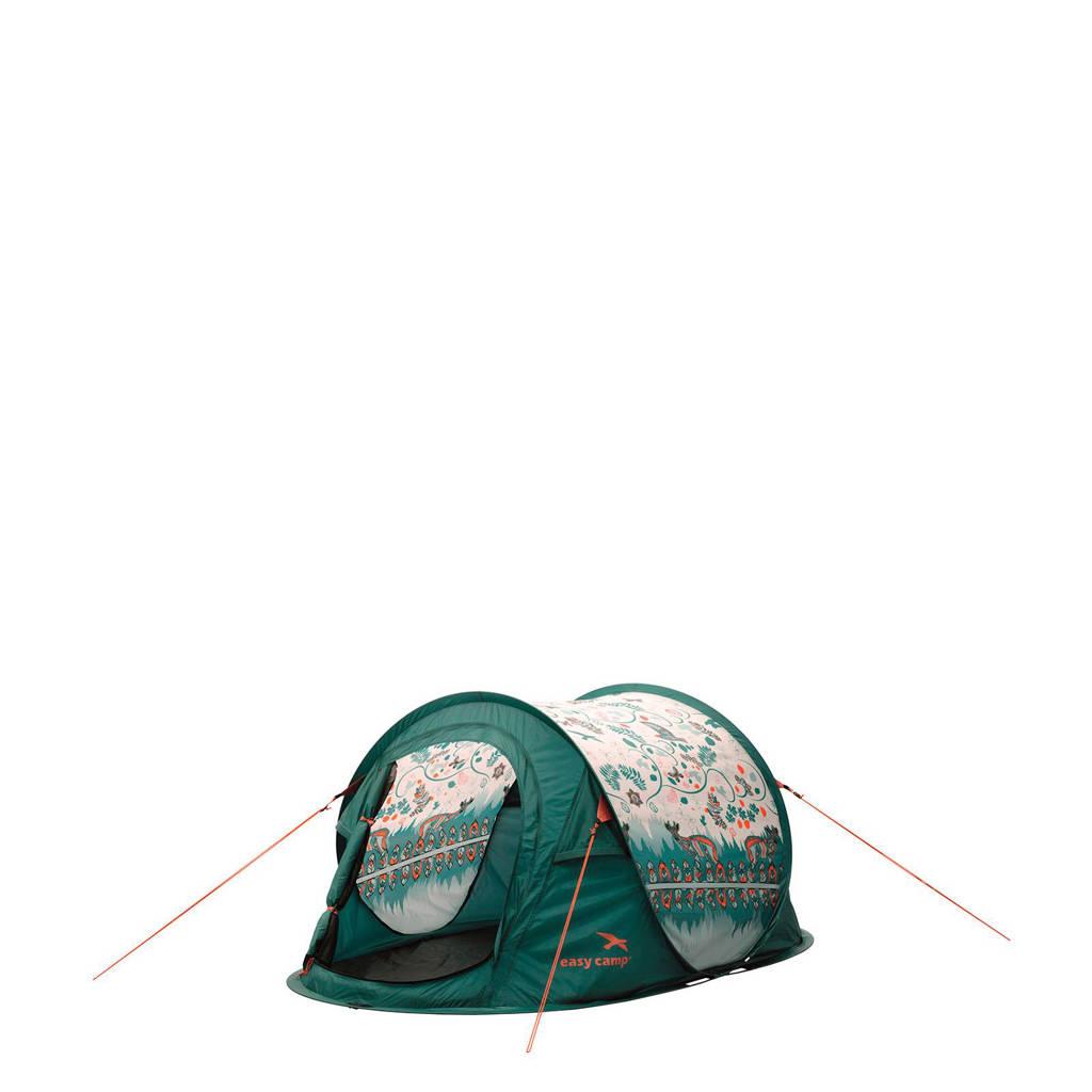 Easy Camp  Daybreak lichtgewicht 2-persoons pop-up tent, Groen