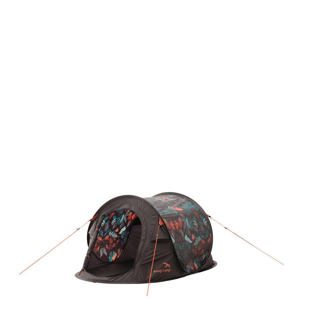 Easy Camp  Nighttide lichtgewicht 2-persoons pop-up tent, Zwart