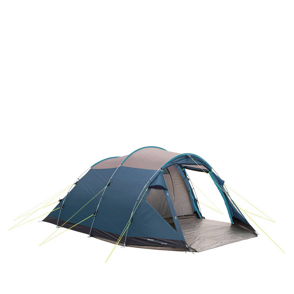 Outwell  Prescot 500 5-persoons tunneltent, Grijs/blauw
