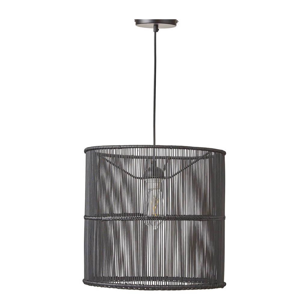 Mica hanglamp Joice, Zwart