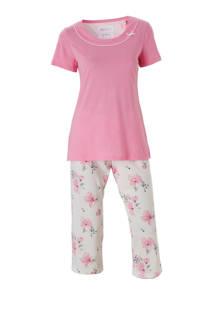 pyjama met bloemen