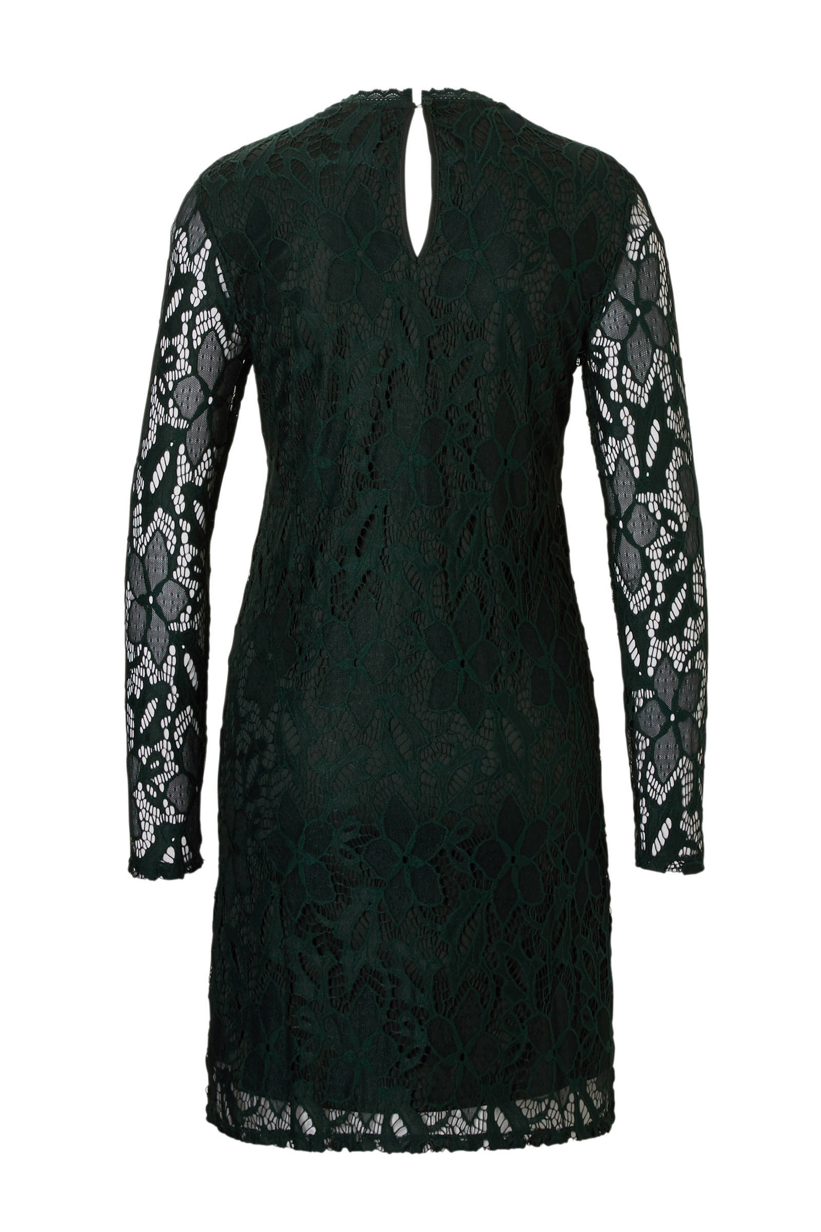 VILA met VILA jurk jurk kant 50wqB8n4x