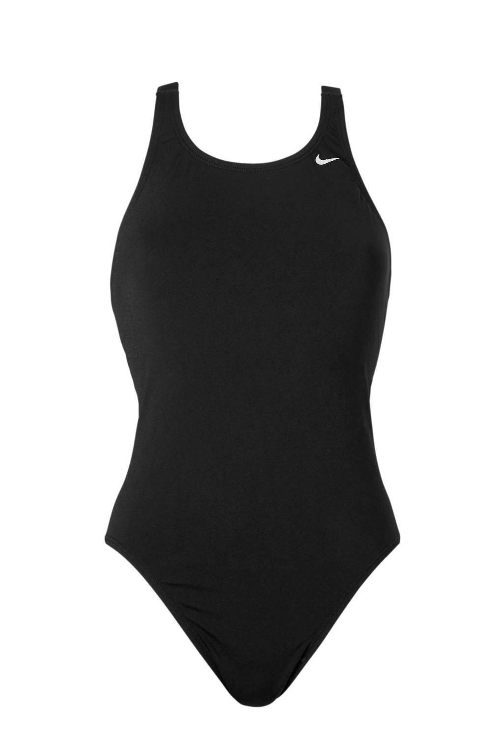 Nike sportbadpak, Zwart