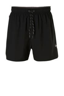 Nike zwemshort met logo zwart (heren)