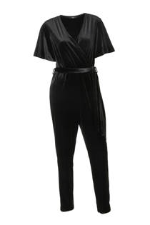 ONLY fluwelen jumpsuit (dames)