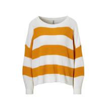 product afbeelding ONLY trui met strepen