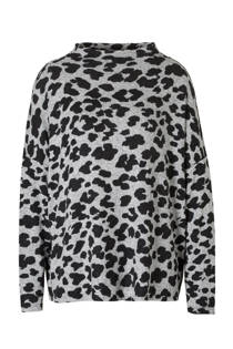 ONLY trui met all over print (dames)