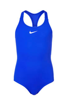 sportbadpak met racerback blauw