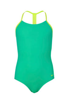 sportbadpak met racerback groen