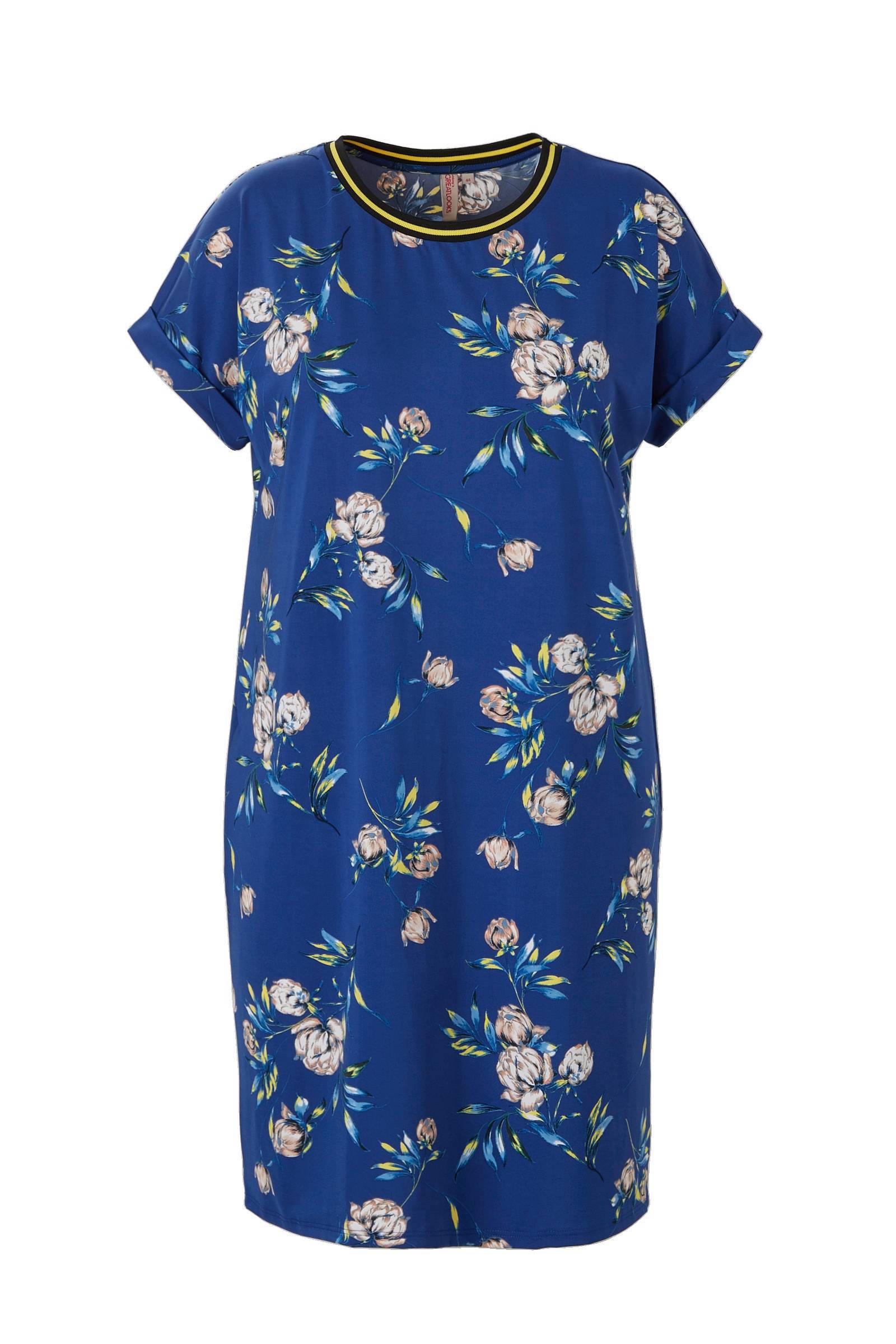 whkmp's great looks jurk met bloemenprint