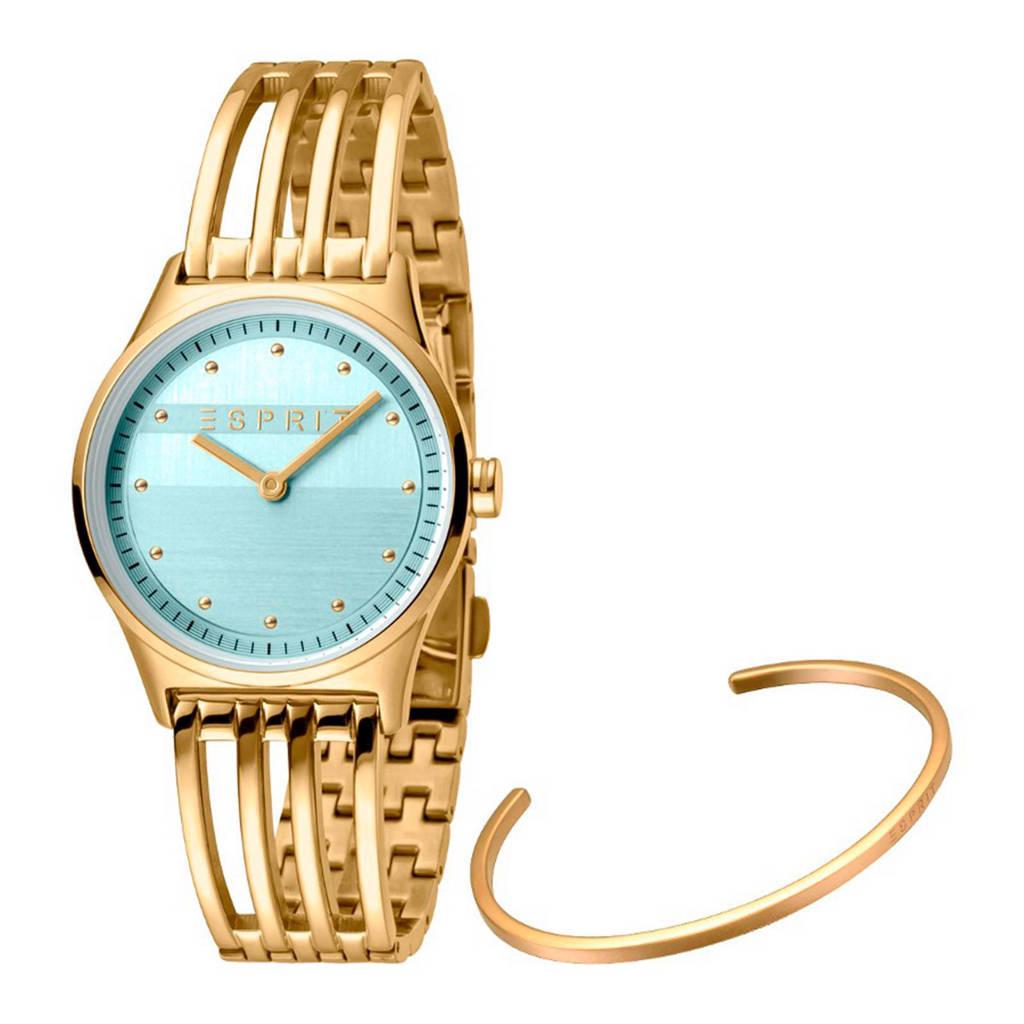ESPRIT horloge - ES1L031M0045, Goud