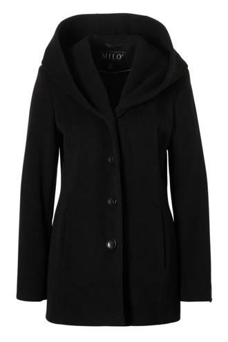 Nora jas met wol