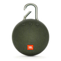JBL Clip 3  bluetooth speaker donkergroen