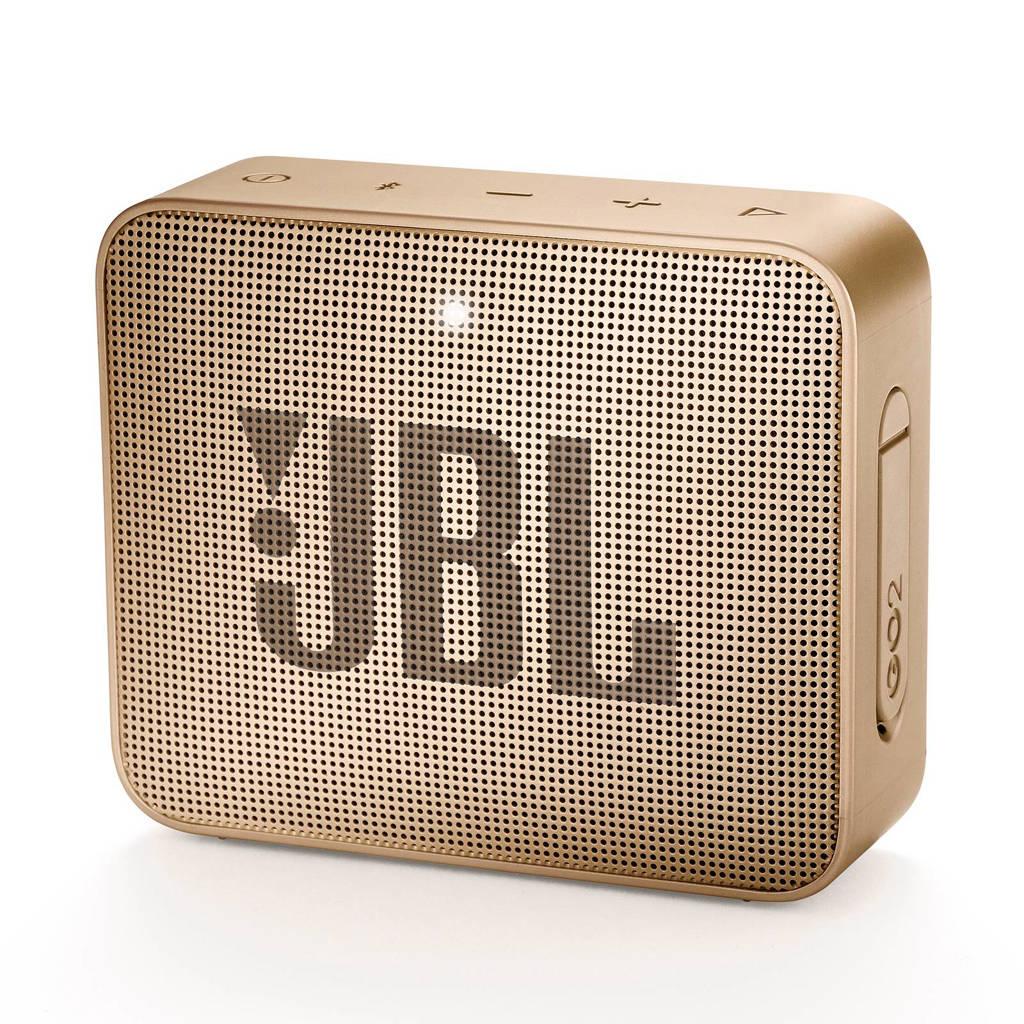 JBL GO 2  bluetooth speaker champagne, Champagne