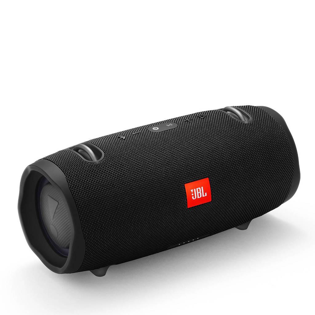 JBL Xtreme 2  bluetooth speaker zwart, Zwart