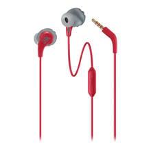 in-ear sport koptelefoon Endurance RUN rood