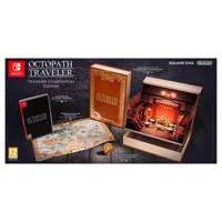 Octopath Traveller collector editie (Nintendo Switch)