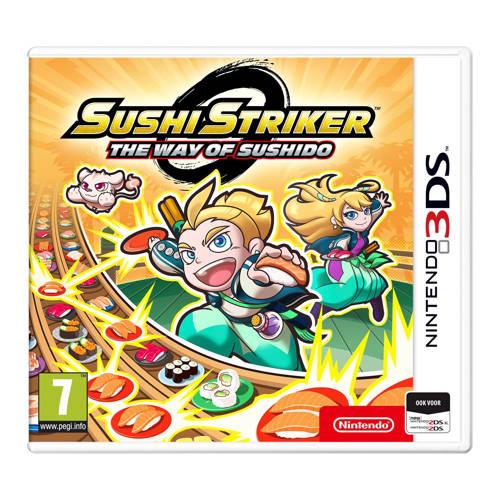 Sushi Striker way of the sushido (Nintendo 3DS) kopen