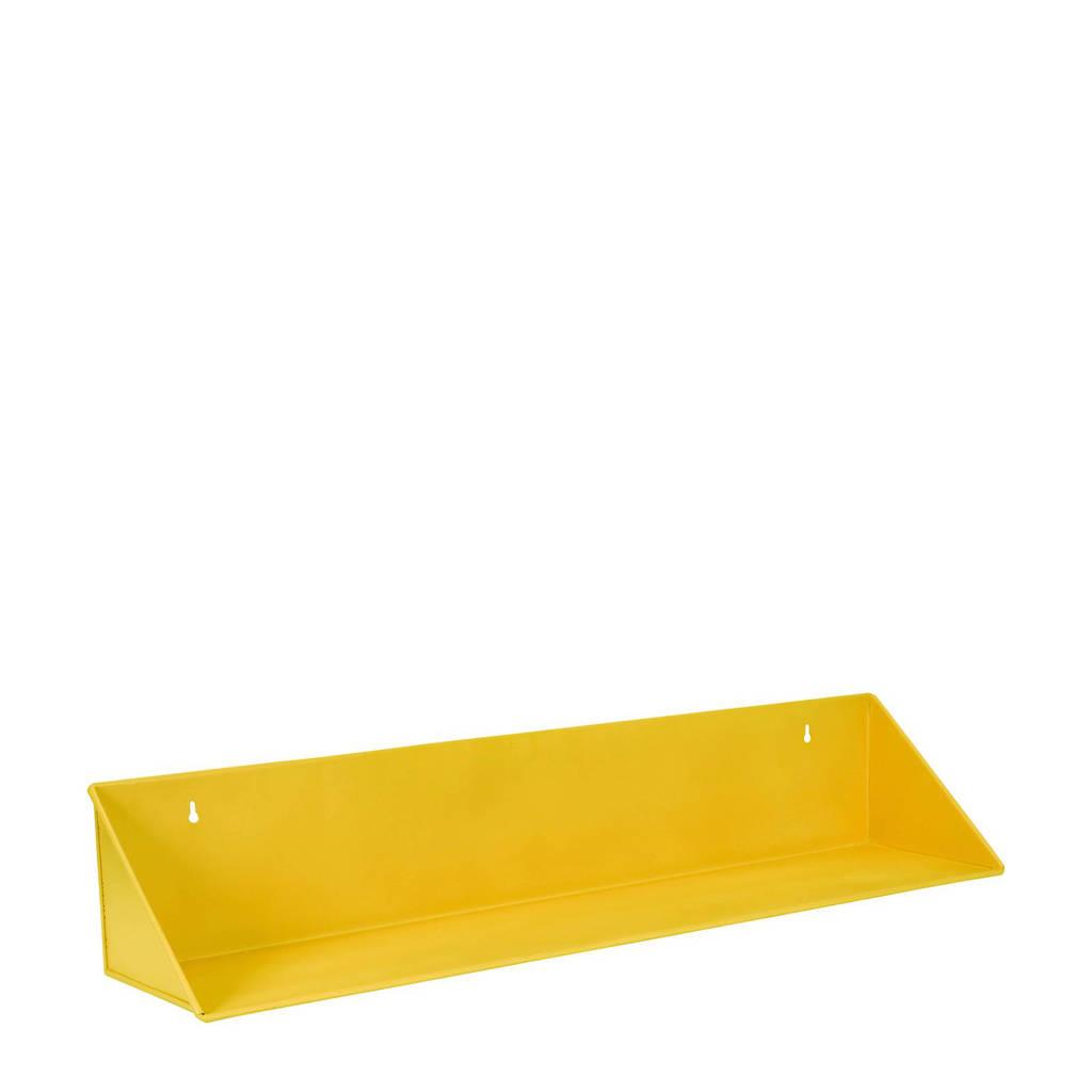 Kidsdepot wandplank Original (80x20 cm), Geel