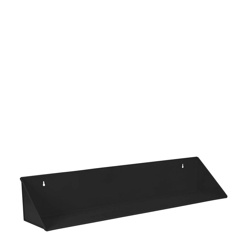 Kidsdepot wandplank Original (20x80 cm), Zwart
