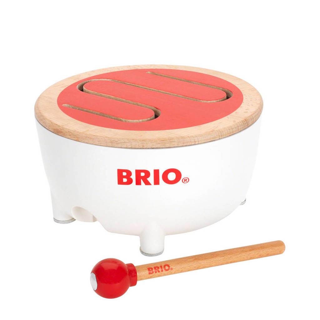 Brio houten trommel