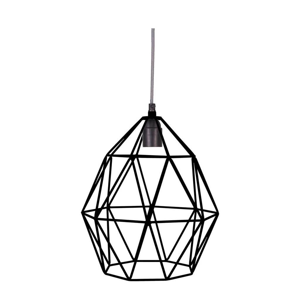 Kidsdepot hanglamp Wire, Zwart