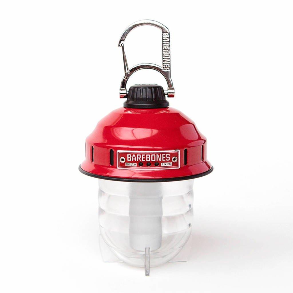 Barebones Beacon hanglamp rood, Rood