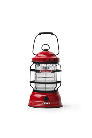 outdoor oplaadbare lamp Forest rood