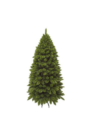 halve muur kerstboom Camden (h185 x Ø86 cm)