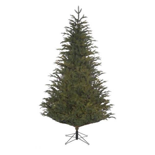 Black Box halve muur kerstboom Frasier (h185 x Ø62 cm) kopen
